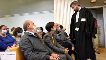 ASSISES JOUR 3 - MAÎTRE PIERRE DEBUISSON REPRÉSENTE LA FAMILLE D'AMANDINE ESTRABAUD